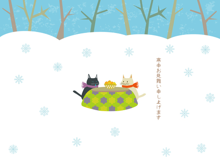 Kotatsu cat's cold medicine