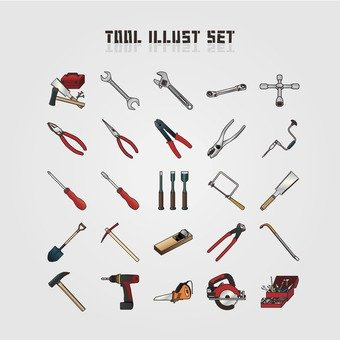 Tool illustration