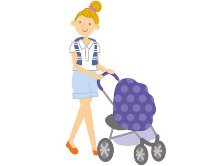 Walk with Mama