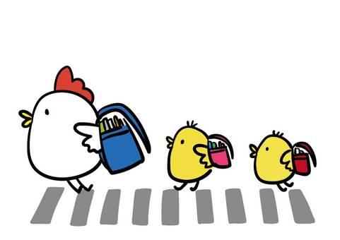 Crossing Piyo Piyo