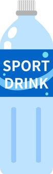 PET bottle sports drink