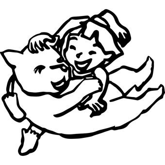 Children's Day Kintaro and Koguma