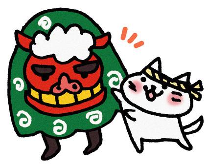 Shishimo cat