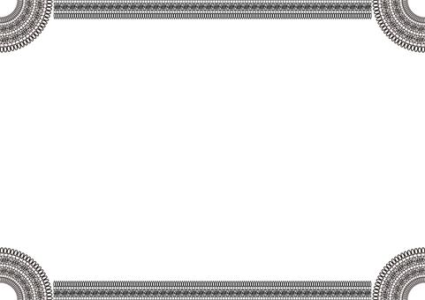 花邊框架5
