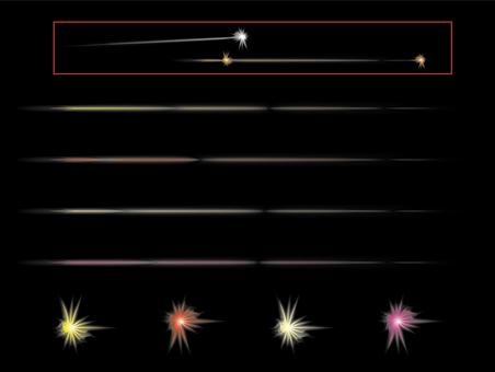 Laser 4 colors