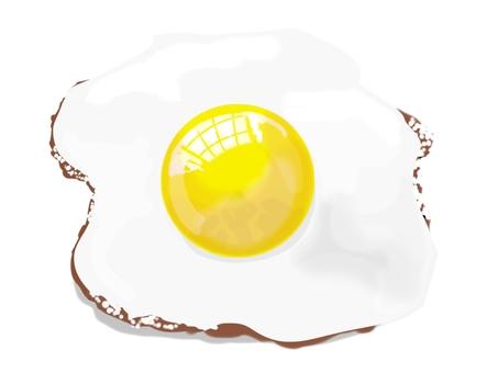Fried eggs 01