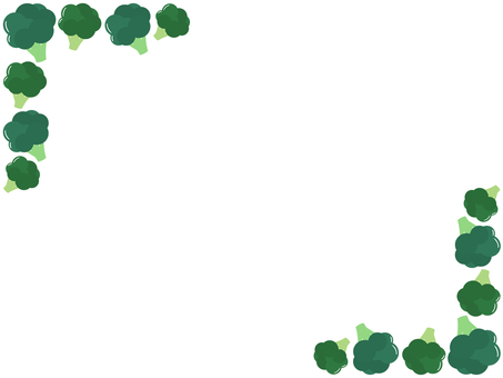 Broccoli full of frames 2