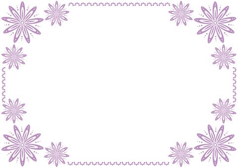 Frame - Hua Bang - Purple