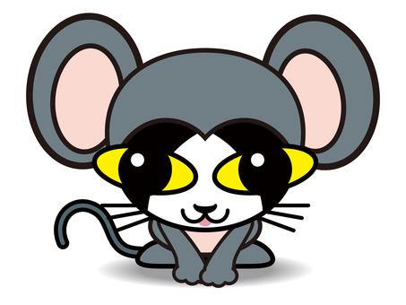 Zodiac cat (child rat)