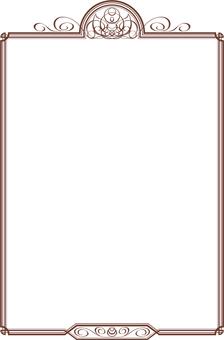 Frame 1-brown
