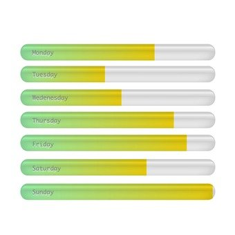 Horizontal bar chart 5