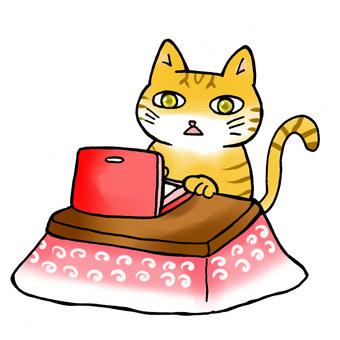 """Cat """"Oh ... · · ·"""""""