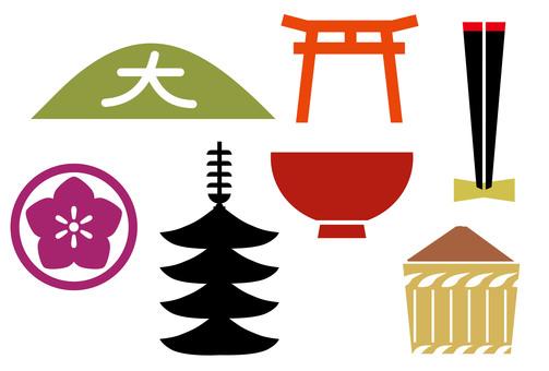 Kyoto icon