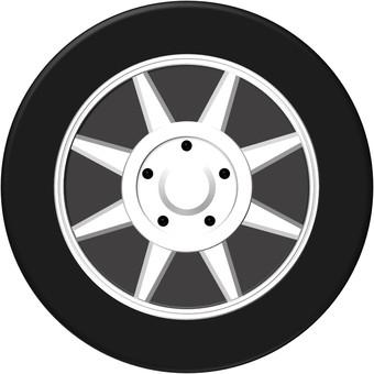 Tire ③