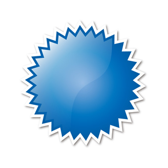 Bakudan 3D icon button