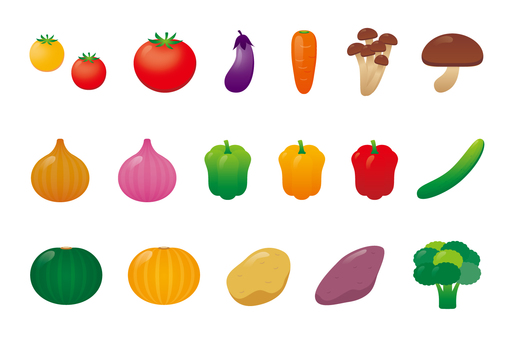 Colorful ♡ Vegetable