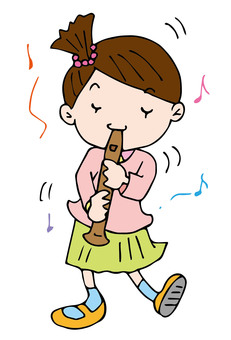 Hana-chan 14-8 Music