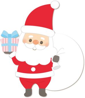 クリスマス_サンタクロース