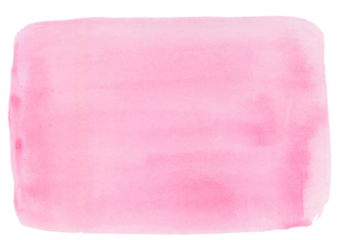 水彩背景材料粉紅色