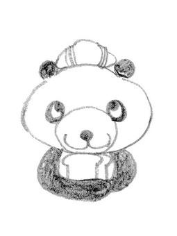 Shiro Panda bread into the head! What?