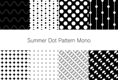 Summer Dot Pattern