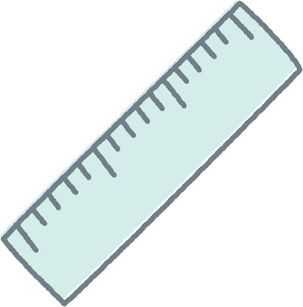 [Stationery] ruler