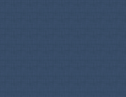 Hemp pattern _ dark blue