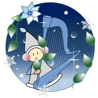 Dwarf _ Winter _ Blue _ 7