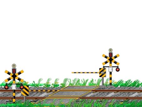 Railroad crossing not opening board (2338)