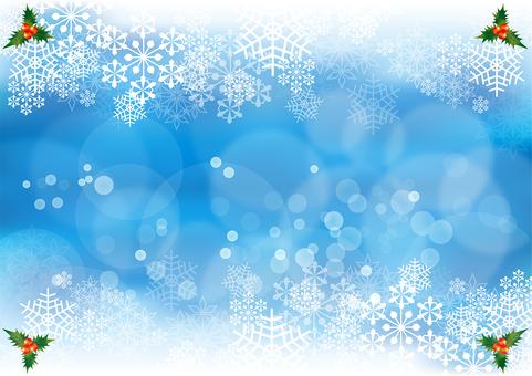 Christmas Snow & Hiiragi 3
