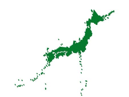 Japan Map 8