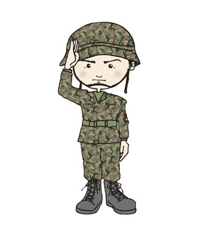 Self Defense Force 01