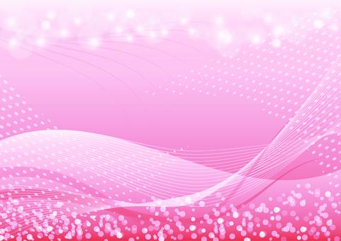 Background background frame pink