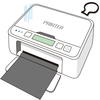 Printer failure