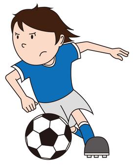 Soccer boy 6
