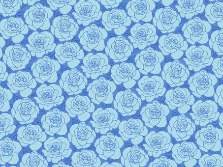 장미 만끽 배경 -05 (블루)