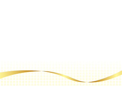 Background _ ribbon belt _ gold