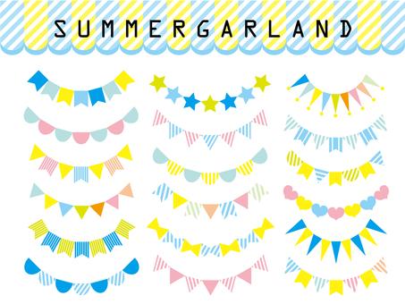 Summer Garland