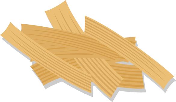 Ramen noodles menma