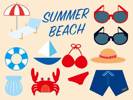 Summer material set 3