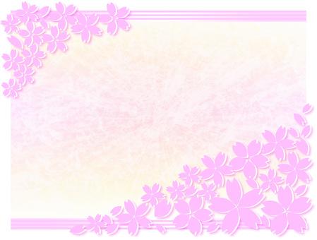 벚꽃 프레임 27