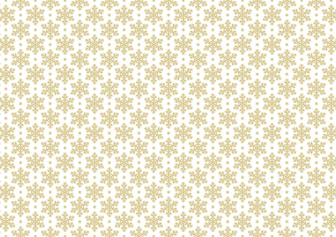 Snowflake background B side gold 2