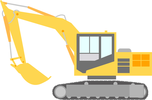 Construction Equipment Hydraulic Excavator