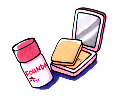 Cosmetics · Foundation