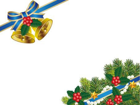 Christmas card _ fir tree