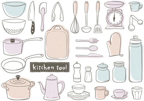 Sketch_kitchen工具_dot