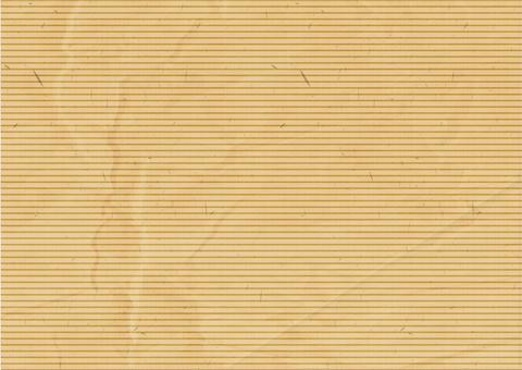 Illustration background of craft paper