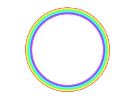 Rainbow ring ★ 0065-N