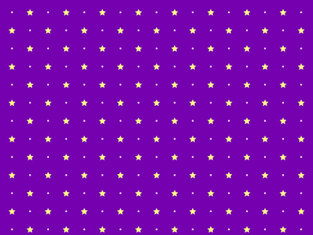 ai Star pattern with swatch background Murasaki