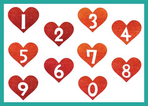 Heart figures